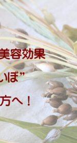 """【はと麦】滋養強壮・美容効果・子供の""""水いぼ""""に悩んでいる方!オススメはと麦はコレ!"""