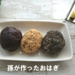 "Difference and recipe of Japanese sweets ""Bokodome"" and ""Ohagi""! Azuki was used for detoxification and amulet"