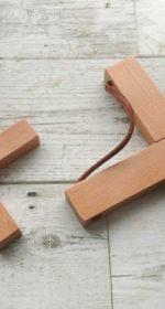 シンプルな北欧風「鍋敷き」使い勝手がよいクロスタイプがおすすめ
