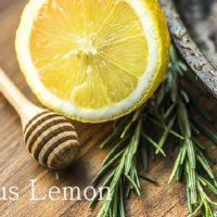 シトラスレモン健康法は食事・スイーツ・ドリンクで継続しよう